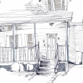 SuburbanhouseSteps001