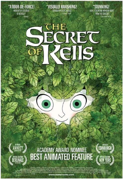 Secret Of Kells Poster