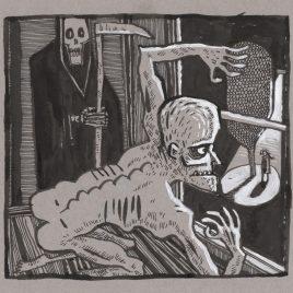 Print of Inktober 26