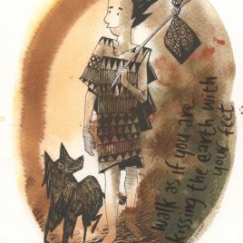 Print of Inktober 23