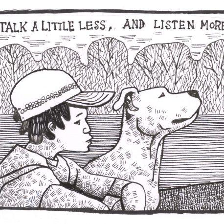 TalkLess