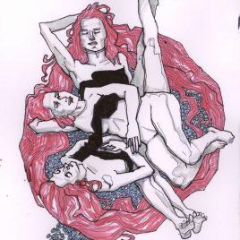 Print of Inktober 03