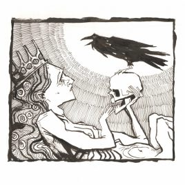 Print of Inktober 04