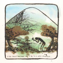 Print of Inktober 28