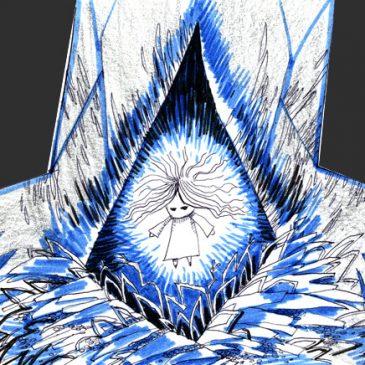 ParaNorman conceptual sketches